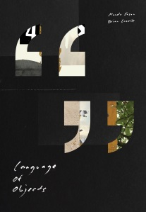 Language of Objects - front cover